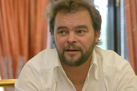 Jarmo Tapolan yksi tähtihetkistä oli kutsu Linnan juhliin vuonna 1997.