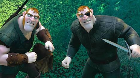 Elokuva on 3D-tekniikalla tehty koko perheen viihdyttävä digianimaatio.
