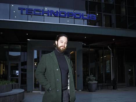 Swappie pystyy ainakin toistaiseksi hoitamaan kansainvälistymisensä Helsingistä käsin, kertoo toimitusjohtaja Sami Marttinen. Yhtiö vuoraa toimitiloja Ruoholahden Technopoliksesta.