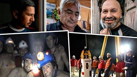 Chilen kaivosonnettomuudesta selvinneet ovat kertoneet tarinoitaan kymmenen vuotta turman jälkeen.