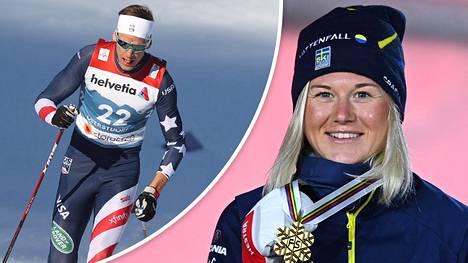 Lempi roihahti Kevin Bolgerin ja Maja Dahlqvistin välille.