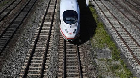 Deutsche Bahn sijoittaa 24 miljardia euroja rautateihin ja junaliikenteeseen.