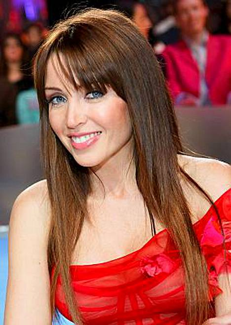 Amor on lentänyt Dannii Minoguen ohi.