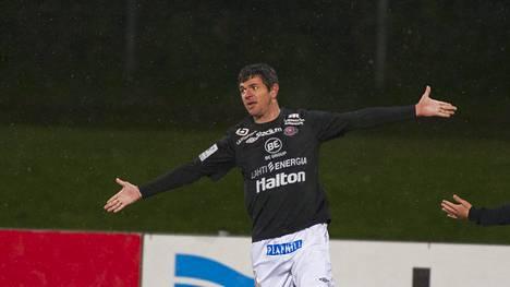 Rafael on tehnyt FC Lahden paidassa yhteensä 136 maalia.