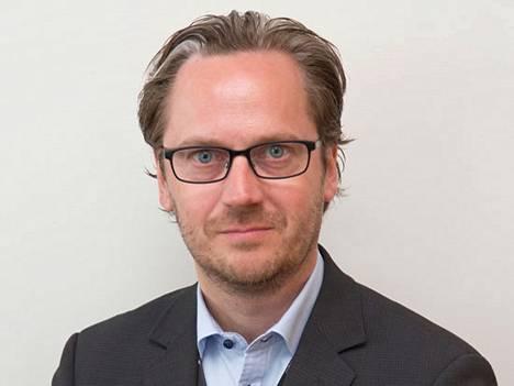 Jukka Saarenmaa