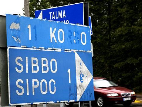 Sipoo on kertonut, että se tulee vaatimaan korvauksia, jos Helsinki saa haluamansa alueen.