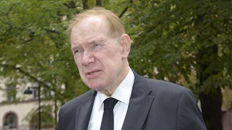 Ex-pääministeri Paavo Lipponen täyttää 80 vuotta 23. huhtikuuta.