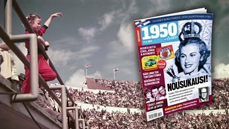 Armin voitto Miss Universum -kisassa ja vuoden 1952 olympiakisat valoivat suomalaisiin uutta uskoa ja ylpeyttä.