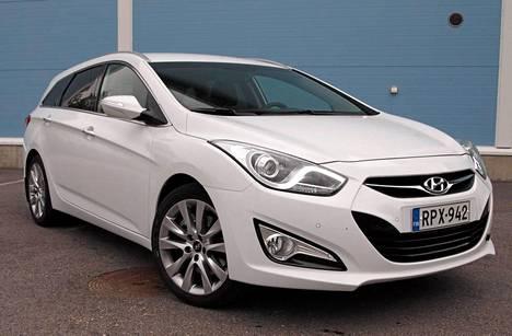 Hyundai miellyttää suomalaisia ostajia entistä enemmän.