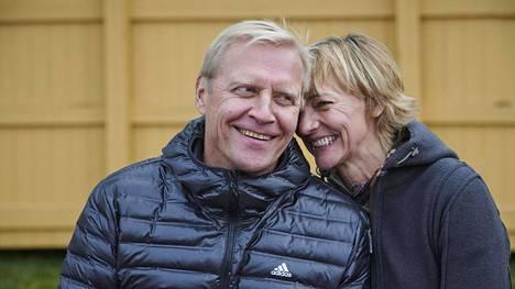 Arto Bryggare ja Heike Drechsler-Bryggare viettävät lähikuukaudet Berliinissä koronaviruksen takia.