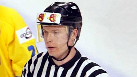Juha Kautto kuvattuna vuoden 2003 MM-kotikisoissa.