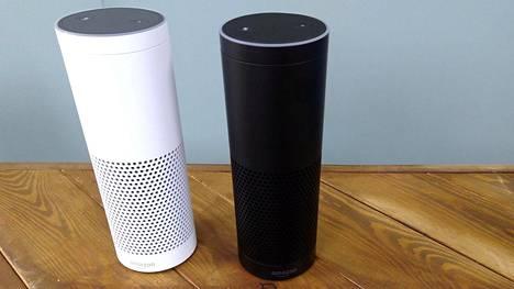 Amazonin Alexa-digiavustajaa käytetään yleisimmin Echo-kaiuttimella.
