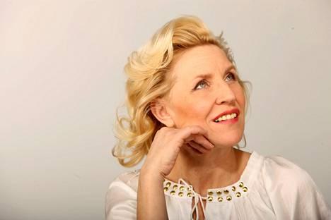 2010: Eija Vilpas on viihtynyt Helsingin Kaupunginteatterissa yli 25 vuotta.