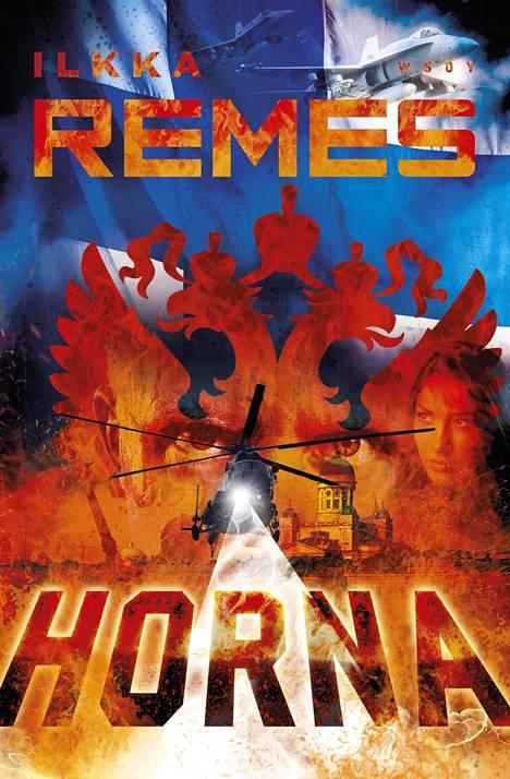 Horna-sarja näki päivänvalon 2014.