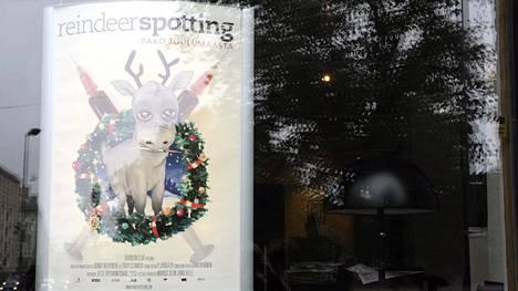 Vuonna 2010 ilmestyneen dokumenttielokuvan Reindeerspottingin jatko-osa on valmistumassa tänä vuonna.