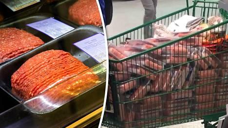 Lihatalo Tammisen sivuilla kerrotaan, että yli 10 prosenttia rasvaa sisältävä jauheliha säilyy pakastimessa korkeintaan kolme kuukautta.