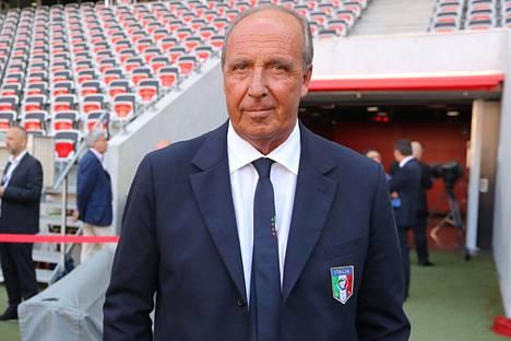 Gian Piero Ventura on Chievon uusi valmentaja.