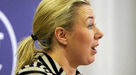 Suomen pienyrittäjät kritisoivat kovin sanoin valtiovarainministeri Jutta Urpilaisen toimia.