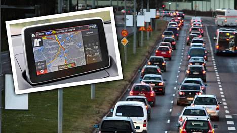 Henkilökohtainen navigointi on jo arkipäivää kaikkialla maailmassa. Satelliiteilla on mahdollista valvoa liikennettä ja tuottaa tietoa esimerkiksi kilometripohjaista liikkumisveroa varten.