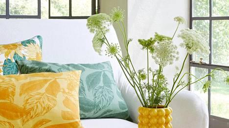 Sisusta koti vihreällä – kauneimmat sisustusideat kevääseen