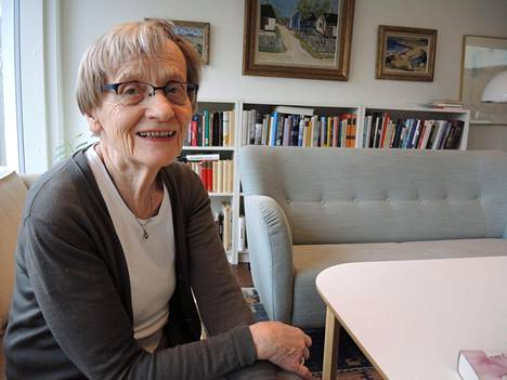 –Halasimme paljon, muistelee Karin Nyman, 81, lapsuuttaan.