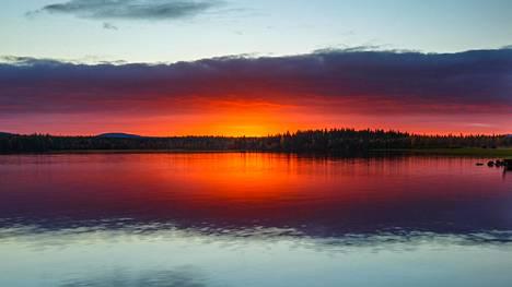 Forbes valitsi yhdeksi syksyn parhaimmista matkakohteista Suomen Lapin.