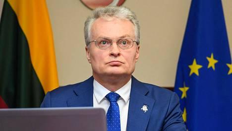 Liettuan Presidentti