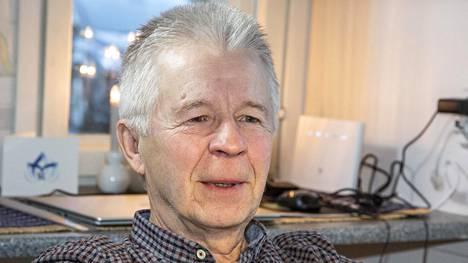 Eino Maksimainen oli Seppo Rädyn ja Päivi Alafrantin valmentaja.