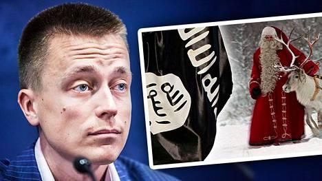Tutkija, kapteeni Atte Kalevan mukaan jihadismin vastaisessa taistelussa yhteistyö muslimiyhteisöjen kanssa on erittäin tärkeää.