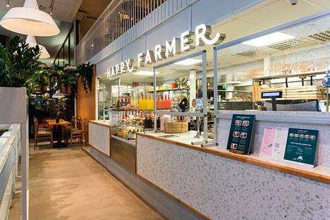 Helsingin keskustassa toimiva hävikkiruokaravintola hyödyntää markettien tuotteita.