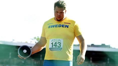 Ståhl on hallitseva maailmanmestari.