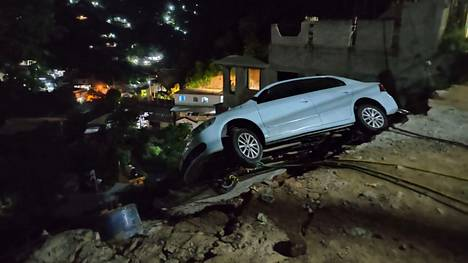 Maanjäristys tapahtui myöhään tiistai-iltana paikallista aikaa.