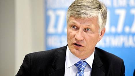 Antti Pihlakoski toimi SUL:n puheenjohtajana 2012 ja oli jo hakuprosessin aikana EM-kisojen järjestelytoimikunnan puheenjohtaja.