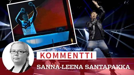 Finaali jäi tänä vuonna haaveeksi: Euroviisuissa Suomea edustanut Darude feat. Sebastian Rejman karsiutui tiistai-iltana Israelin Tel Avivissa järjestetyssä semifinaalissa.