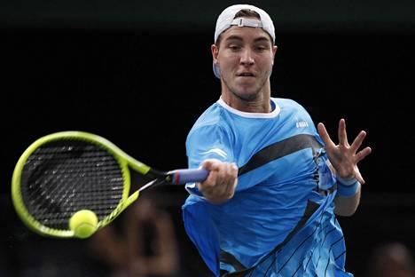 Jan-Lennard Struff on ATP-rankingissa sijalla 35 – kaksinpelissä. Nelipelissä hän on sijalla 56.
