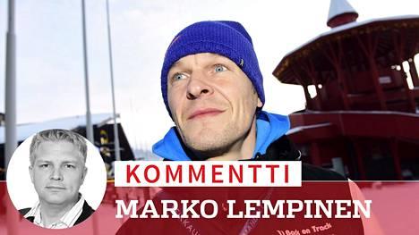 Olympiavoittaja Toni Niemisellä on riittänyt haasteita urheilu-uran päätyttyä.