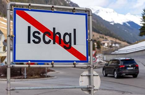Paznaun laaksossa sijaitseva Ischgl paljastui pahaksi Itävallan koronavirustartuntojen tartuntojen lähteeksi.