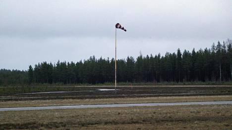 Kiikalan lentokeskus.