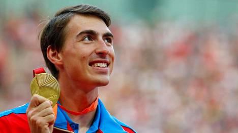 Pika-aitojen maailmanmestari Sergei Shubenkov on yksi Venäjän yleisurheilun suurimmista tähdistä.
