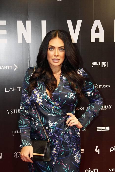 Jessica Ruokola on tuttu myös Playboyn sivuilta.