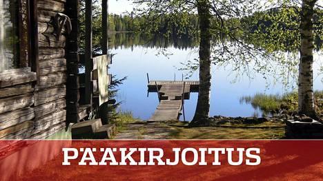 Pandemia palautti mökkiloman suomalaiseksi suosikiksi.