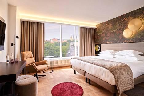 Nordic Hotel Forumin Superior-huone.