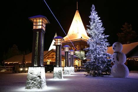 Pukki asuu Rovaniemellä, ei Pohjoisnavalla.