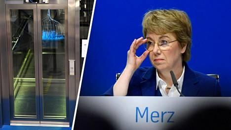 Thyssenkruppin toimitusjohtaja Martina Merz.