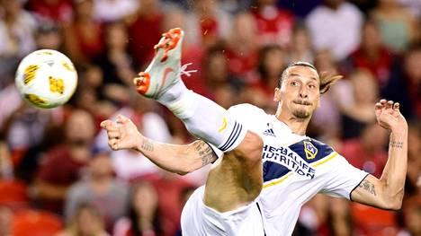 Maaleja mättänyt Zlatan turhautui joukkueensa alavireeseen – aikoo keskustella jatkostaan