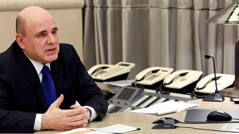 Pääministeri Mihail Mishustinin mukaan Venäjän rajojen avaamishetkeä ei voi vielä ennustaa.