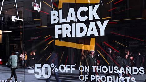 Alennusprosentti ei välttämättä kerro mitään Black Friday -tuotteiden edullisuudesta.