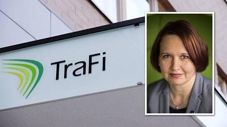 Trafin pääjohtajan paikalta torstaina irtisanoutuneen Mia Nykoppin pesti olisi päättynyt tämän vuoden lopussa.