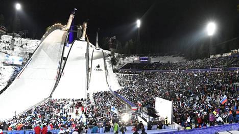 Lahden maailmancupin päivämäärät ovat 23.–24. tammikuuta 2021.
