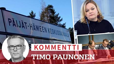 Juha Sipilän hallituksen jälkeen sotea yrittää maaliin perhe- ja peruspalveluministeri Krista Kiuru Sanna Marinin hallituksessa. Odotellessa muun muassa Päijät-Hämeessä ollaan päätymässä omiin ratkaisuihin.